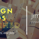 Foreign Goods Returned: Save on duties, taxes, and fees. With Jim Trubits on Oct 19.
