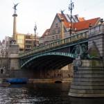 Bridge in Prague