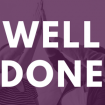 Well done-May promotions
