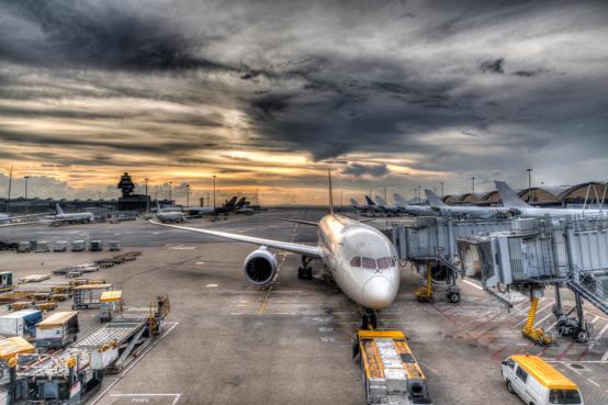 Next 5 Weeks: Hong Kong Air Space Shrinks Dramatically