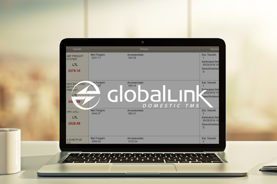 GlobalLink Domestic TMS Makes Finding LTL Rates Painless