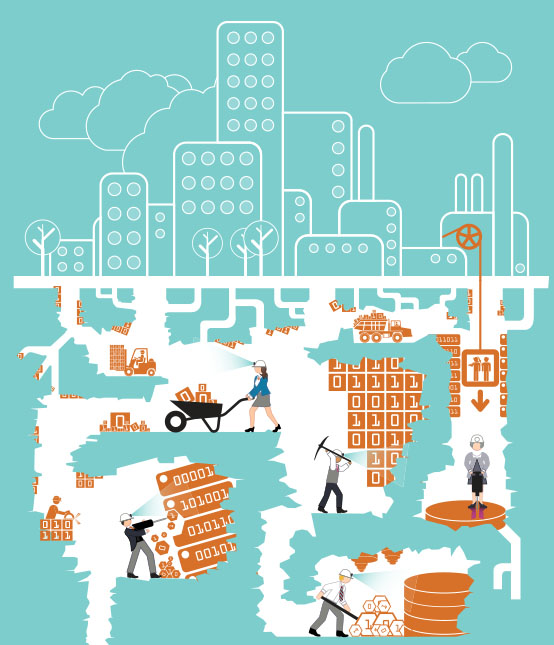 How to Use Data Mining to Reduce Costs & Gain Efficiency within Your Supply Chain