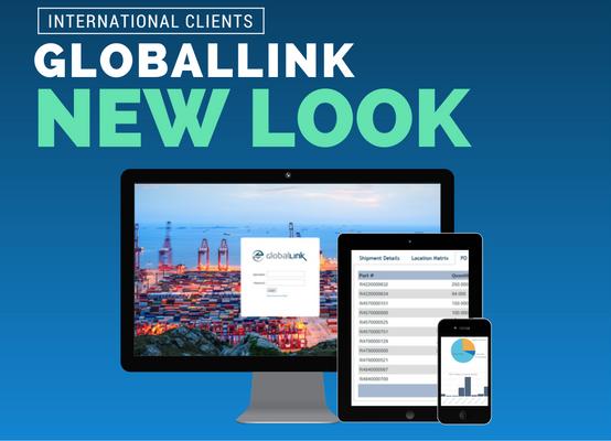 GlobalLink Gets a Facelift