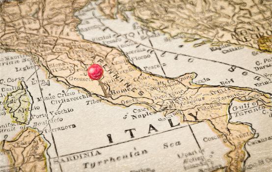 Covid-19's Impact on Italy