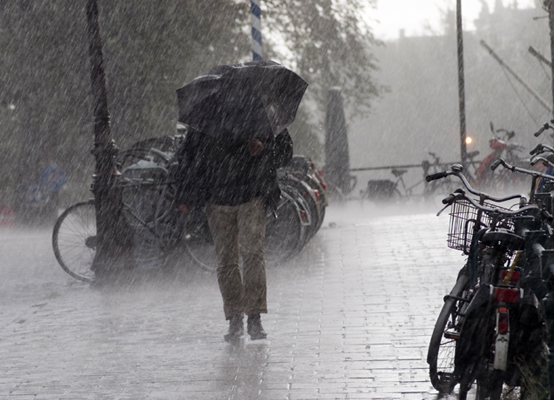 Monsoon Season in India Causes Delays