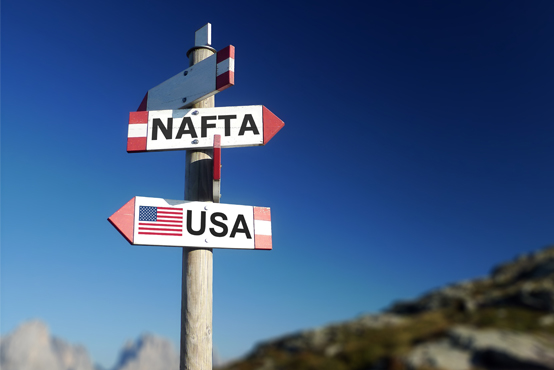 What Was Discussed During the First Round of NAFTA Negotiations?