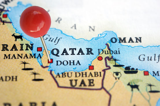 All Major Carriers Suspend Service to Qatar