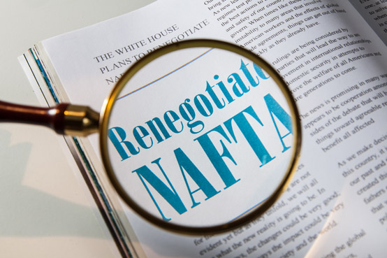 Changes Coming to NAFTA?