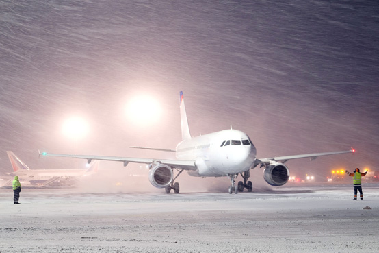 Severe Weather Impacts Already Tight Air Freight Market in U.S. and Europe