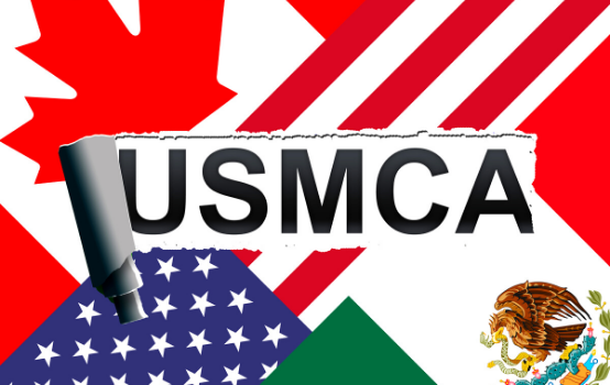 USMCA Effective in July