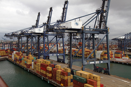 Panama Canal Restricting Transit Due to Low Water Levels