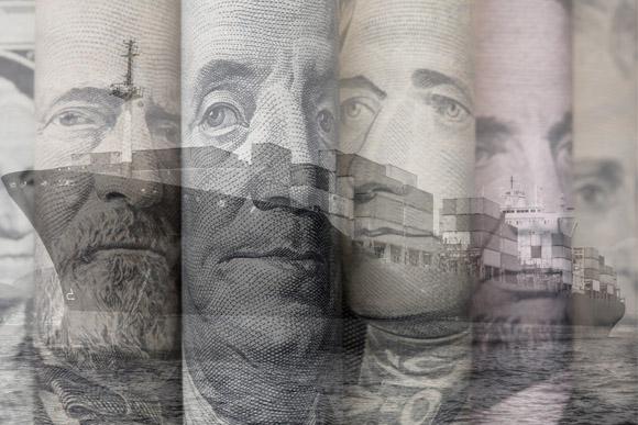 American bill faces over cargo ship