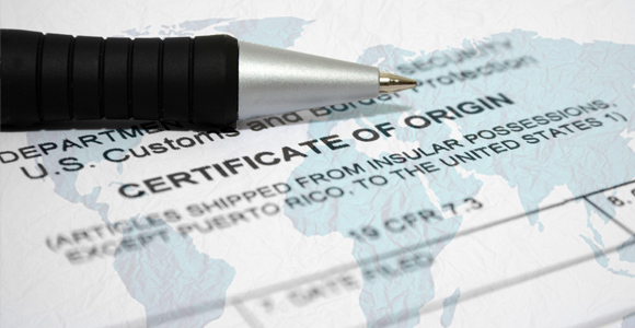 How to Report an Incorrect Certificate of Origin to Customs