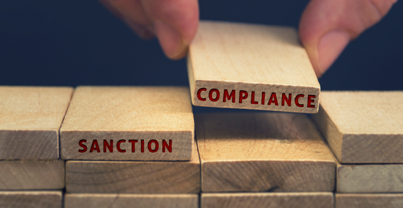Santions compliance guidelines