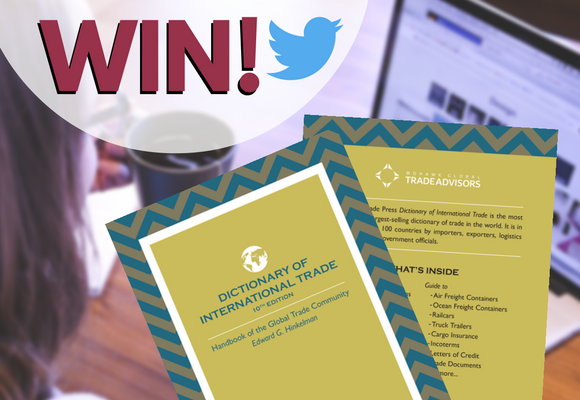 Twitter Contest: Win a Dictionary of International Trade