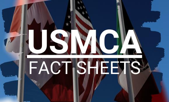USMCA Fact Sheet