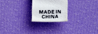 "Hong Kong Products Required to be Marked ""Made in China"" Starting 9/25"