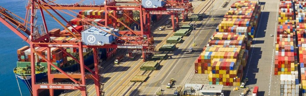 LA/Long Beach Port Officials Appeal For Vaccine Distribution In Face Of Severe Labor Shortages