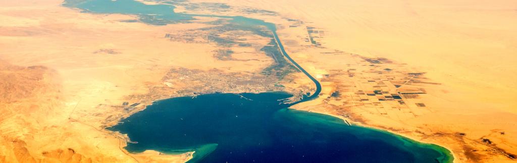 UPDATED: Mega Ship Blocking Suez Canal Refloated