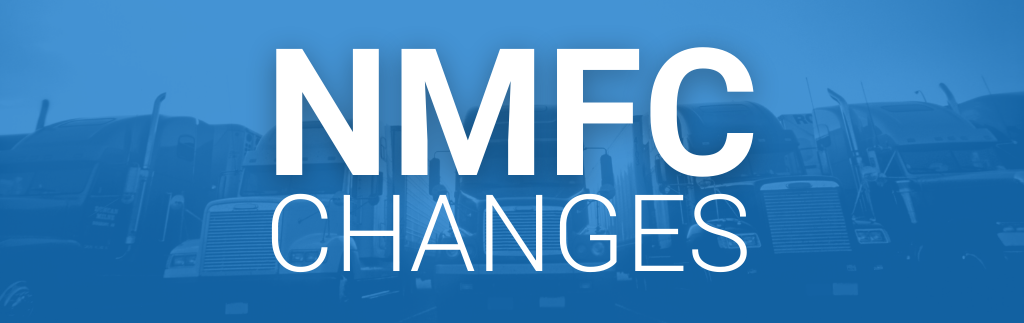 NMFC Changes Impact LTL Shipments—Effective April 10