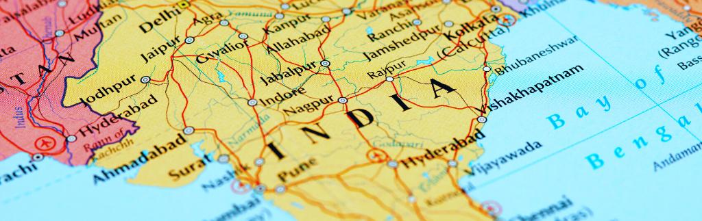 COVID-19 Update: India on Lockdown